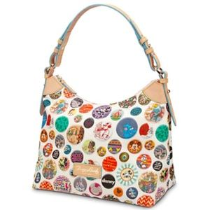 Dooney & Bourke Disney Parks Buttons Erica Bag